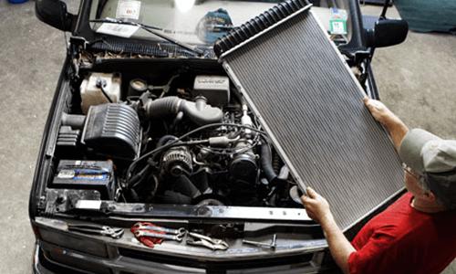 Repair Of Crankcases And Radiators Agrija Lt